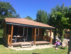 Location - Chalet Marina Top Presta - Capfun - Camping Le Sagittaire