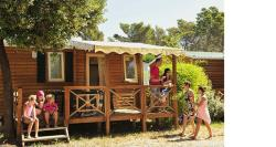 Location - Mobil-Home Habana Top Presta - Capfun - Camping Le Sagittaire