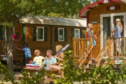Location - Roulotte - Capfun - Camping Le Sagittaire
