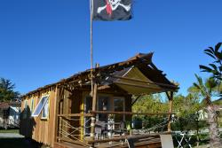 Location - Mobil-Home Pirate Habana Top Presta - Capfun - Camping Le Sagittaire