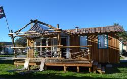 Locatifs - Mobil-Home Pirate Resort Top Presta - Capfun - Camping Le Sagittaire