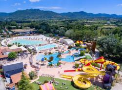 Establishment Capfun - Camping Le Sagittaire - Vinsobres