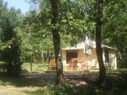 Furnished tent MAYOTTE