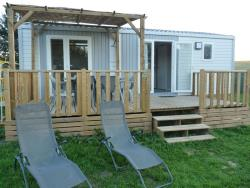 Mobil-Home Sirius 30M² 2 Chambres + Terrasse 1/2 Couverte