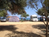 Pitch - Pitch Panoramic View - Camping Capo Ferrato