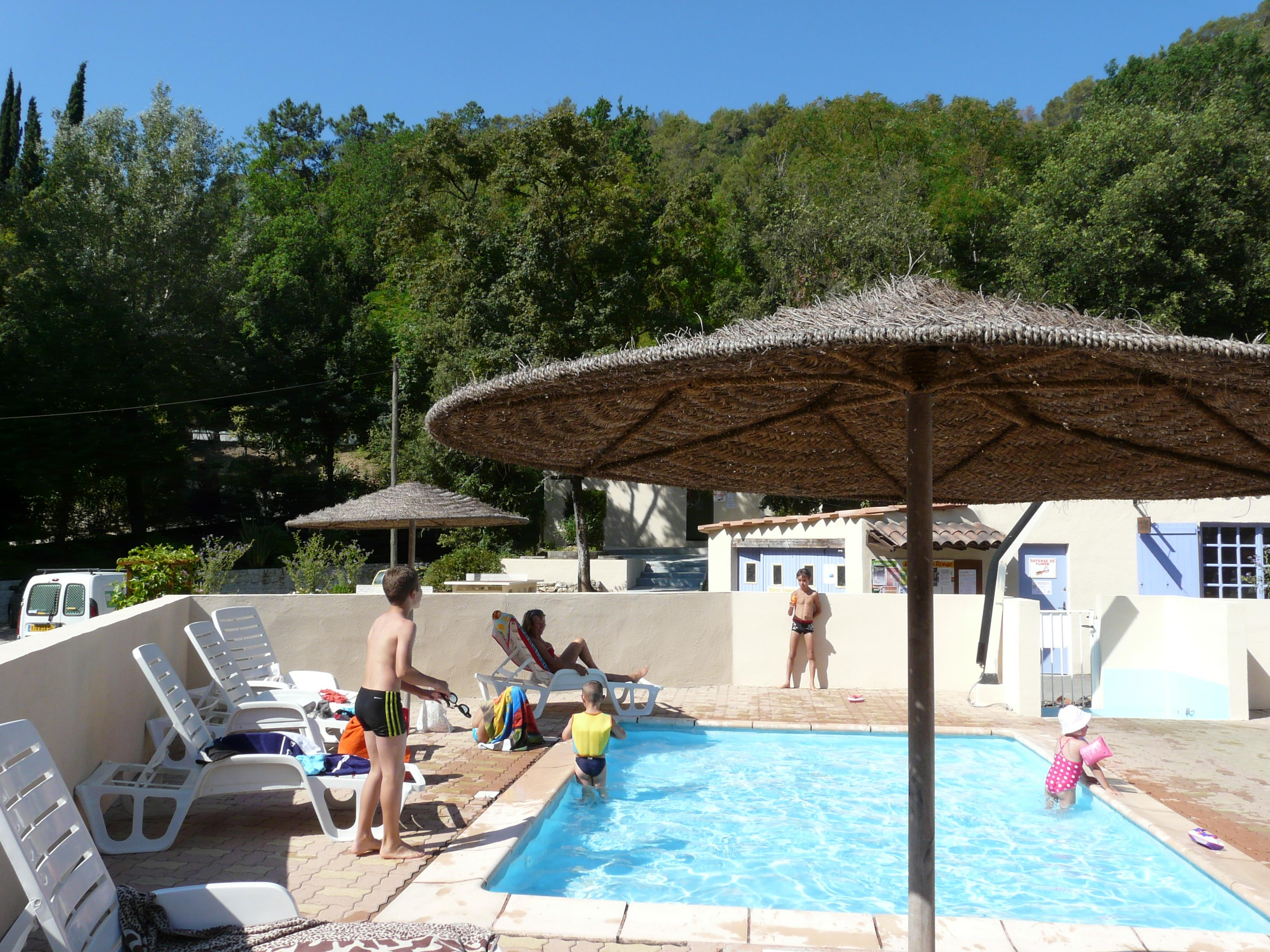 Services & amenities Camping Au Vallon Rouge - LA COLLE SUR LOUP