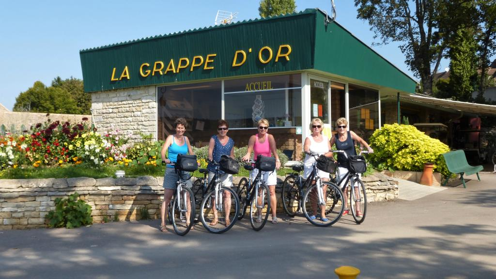 Camping La Grappe d'Or