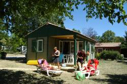 Rental - Chalet Reve 2 Bedrooms - GERVANNE CAMPING