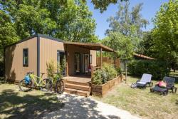 Location - Mobilhome Climatisé  2 Chambres - GERVANNE CAMPING