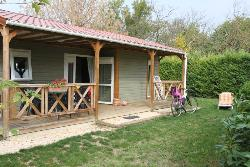 Rental - Chalet Canelle Family 3 Bedrooms - GERVANNE CAMPING