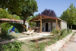 Rental - Chalet Sesame Family 3 Bedrooms - GERVANNE CAMPING