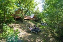 Accommodation - Tente Trappeur 2 Bedrooms Without Toilet - GERVANNE CAMPING