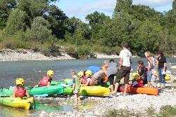 Sport activities Gervanne Camping - Mirabel Et Blacons
