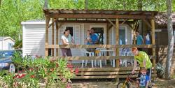Locatifs - Bungalow Nature 4 Pers - Camping LES TRUFFIERES