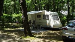 Emplacement - Forfait Acsi - Anwb - Adac - Flower Camping LES TRUFFIERES