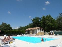 Baignade Camping Les Truffieres - Grignan