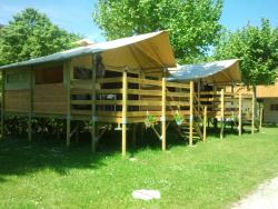 Establishment Camping Le Gap Des Tortelles - Bourdeaux