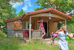 Rental - Chalet Charlay 3 Bedrooms - Camping CHAMP LA CHEVRE