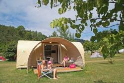 Rental - Coco Sweet (Without Toilet Blocks) - Camping CHAMP LA CHEVRE