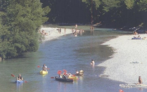 Spiagge Camping Les Tuillères - Vercheny