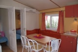 Rental - TEXAS 8 pers. + place for 2 vehicles - Camping Les Palmiers