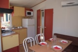Rental - MONTANA 6 pers. + place for 1 vehicle - Camping Les Palmiers