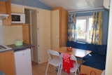 Rental - EVASION 4 pers. + place per 1 vehicle - Camping Les Palmiers
