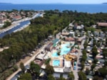 Establishment Camping Les Palmiers - Hyeres