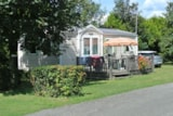 Rental - Forfait curistes 2 persons / 21 nights in chalet or mobile home 4/6 persons (pet included) - Camping du Breuil