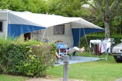 Forfait Curiste 1 Person / 21 Nights In Site With Electricity, A Car + A Caravan Or A Motorhome (Pet Included)