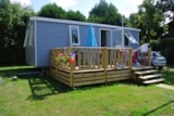 Rental - Mobil-Home Super Mercure Access - Camping du Breuil