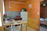 Rental - Chalet 'Fleur' suitable for people with reduced mobility - Camping du Breuil