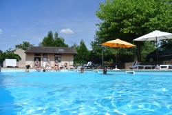 Bathing Camping Du Breuil - Bourbon Lancy