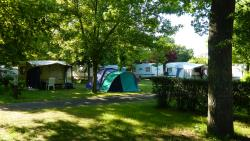 Pitch - Nature Package, Without Electricity - Camping Les Peupliers