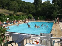 Etablissement Camping La Poche - Mirmande