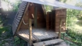 Rental - Wooden Hut - Without Toilet Blocks - Hôtel de Plein Air Suze Luxe Nature