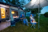Pitch - Super Confort Pitch with private bathroom - Château le Verdoyer