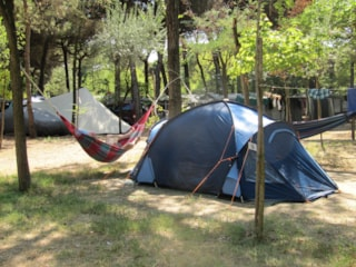 Pitch Mini (2 Pers. Without Car) - Max 1 Tent