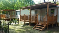 Mobilehome Lirica With Air Conditioning - Beach Service Included For Min 7 Nights (2 Beach Beds+Sunshade)