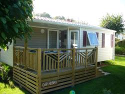 Cottage Cosy Covered Decking 31M2 - 2 Bedrooms