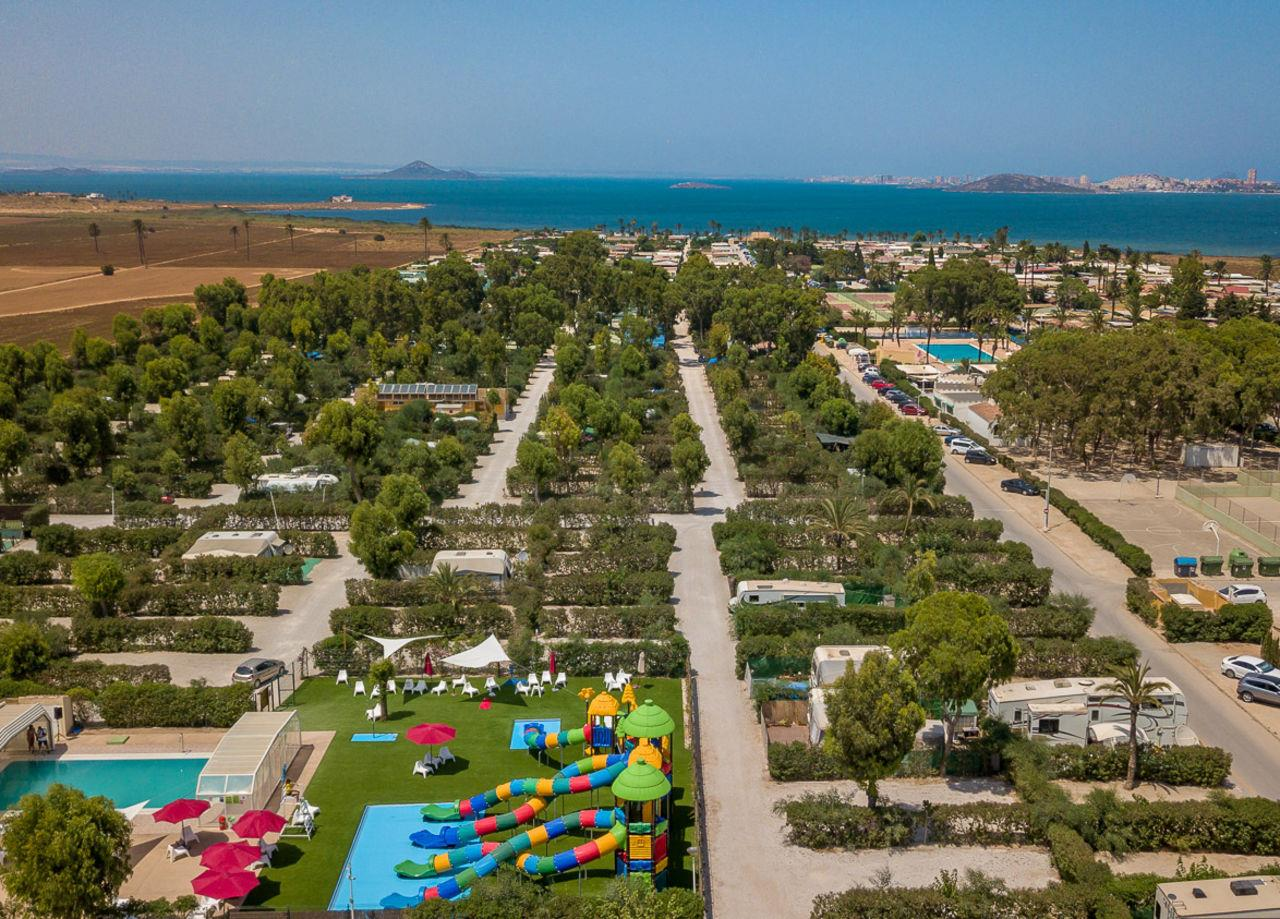 Establishment Capfun - Camping Caravaning La Manga - La Manga