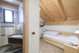 Bedroom - Singleroom, Including Free Entrance To Aquapark, Wellness Area, Fitness Centre (Opening Time According To Season) - Camping Vidor Family & Wellness Resort