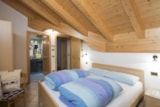 Bedroom - Double Bedroom, Including Free Entrance To Aquapark, Wellness Area, Fitness Centre (Opening Time According To Season) - Camping Vidor Family & Wellness Resort