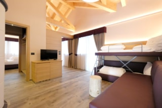 Family Suite, Including Free Entrance To Aquapark, Wellness Area, Fitness Centre (Opening Time According To Season)