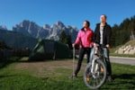 Sport activities Camping Vidor Family & Wellness Resort - Pozza Di Fassa
