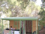 Rental - Bungalow Standard (without bathroom) - Camping CALA LLEVADÓ ****