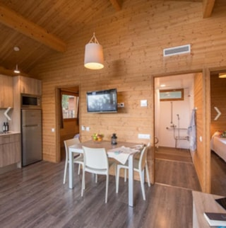 Chalet Vip Adapted To The People With Reduced Mobility 2 Bedrooms