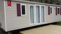Locatifs - Mobil-Home Riviere 6P Ng Climatisé 34M2 - CAMPING DES TUNNELS