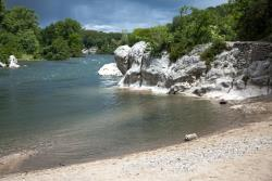 Beaches Camping Des Tunnels - Vallon Pont D'arc