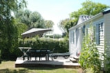 Rental - COTTAGE NAUTIQUE - with terrace - Camping les Embruns